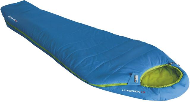 High Peak Hyperion 1 Sleeping Bag M Blå/Grön